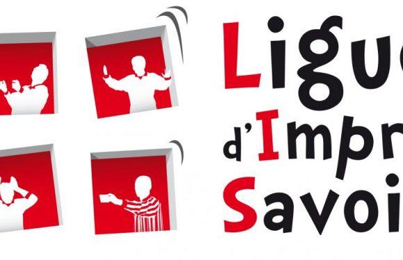 La Ligue d'impro au Casino d'Aix les Bains pour un colloque sur les territoires à énergies positives Repos.