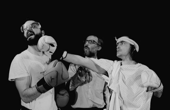 Spectacle de Fight-Impro à Chambéry, Le dernier coup de marteau était pour Pierrot le Bricolo