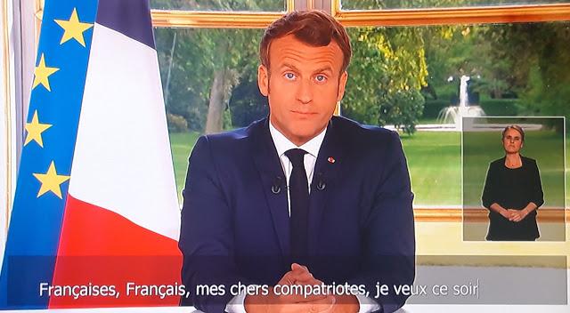 Emmanuel Macron : « La période de crise a montré que nous avions du ressort  et a révélé quelques failles » – Savoie Actualités