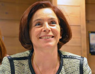 Martine Berthet : «Il n'y a que lorsque l'on est dans la fonction que l'on voit de près comme il est difficile de diriger une ville «