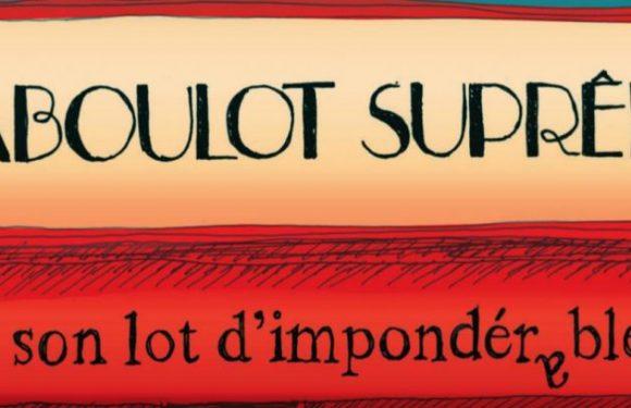Caboulot Suprême et son lot d'impondérables 🗓 🗺