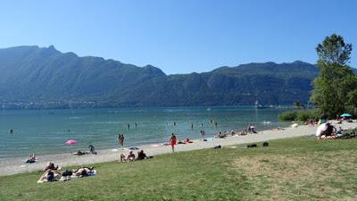 Aix-les-Bains : les plages de Rowing et de Mémard «sans tabac» dès l'été 2020