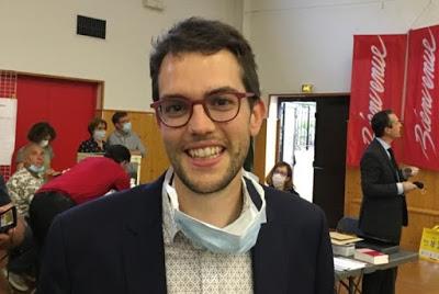 Barberaz : dans les premiers pas de maire d'Arthur Boix-Neveu