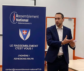 Le Rassemblement National s'invite au débat des sénatoriales