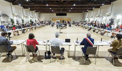 Chambéry : amabilités autour des indemnités