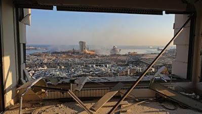 Solidarité : Chambéry apporte son soutien à ses partenaires libanais