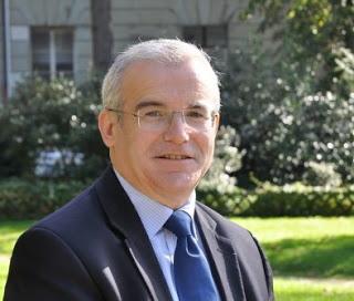 Michel Dantin, un p'tit tour et puis s'en va.
