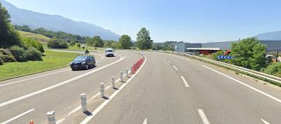 Bassin aixois : pourquoi l'abaissement de la vitesse sur l'A41 n'est pas pour demain