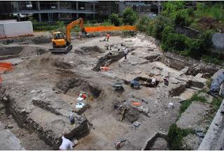 Chambéry dévoile -enfin avec certitude – son passé gallo-romain