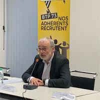 Le syndicat général du BTP Savoie confirme René Chevalier