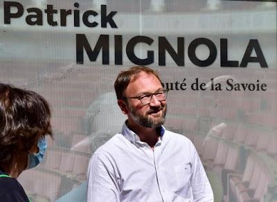 Patrick Mignola : «Dans cette période, on doit douter, y compris de soi-même»