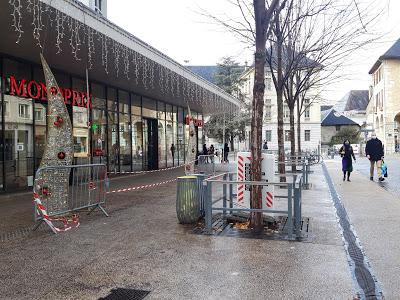 Chambéry : un marché de Noël pour le 5 décembre ?