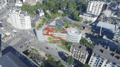 Chambéry : les pro Ravet entrent en piste