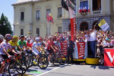 Tour de France : comment Albertville s'est offert une place de choix au cœur du Tour