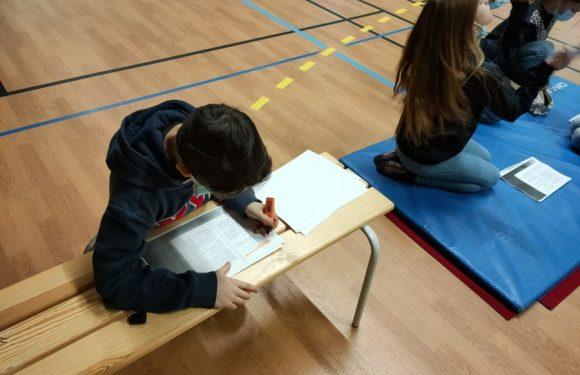 Les Classes à Horaires Aménagés Théâtre de Saint François de Sales de Chambéry travaillent sur le conte