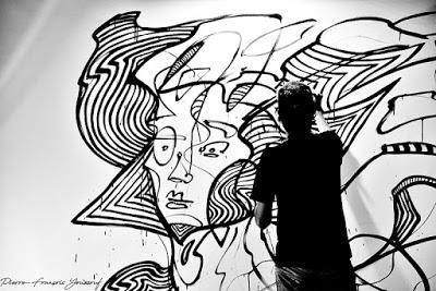 Aix-les-Bains : deux artistes, une fresque, un symbole fort