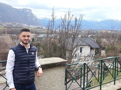 Saint-Baldoph : Valentin Hachet, la jeunesse au service de l'esprit de village