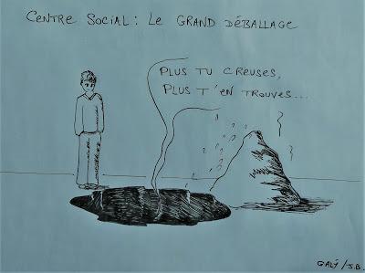 Centre social des Combes : des torts partagés ?