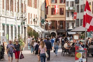 Le centre-ville de Chambéry, parmi les plus dynamiques de France