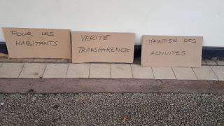 Centre social des Combes : et maintenant, un signalement et une plainte au Procureur de Chambéry