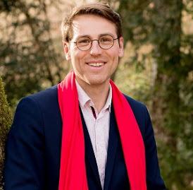 Damien Ancrenaz, premier homme du PS en Savoie
