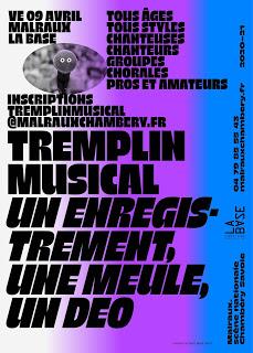 Chambéry : à Malraux, un tremplin musical inédit