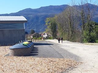 Aix-les-Bains : que faire du chemin des Biâtres ? Aux habitants de se déterminer.