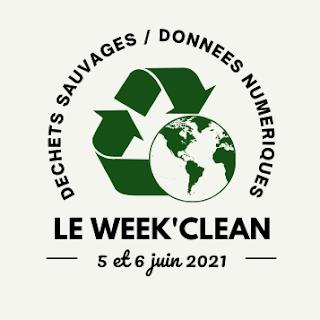 Depuis Aix-les-Bains et dans le monde entier, le week-clean se prépare !