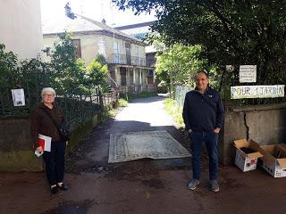 Chambéry : un collectif d'habitants de la rue Nicolas-Parent milite pour la création d'un jardin public