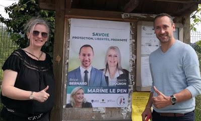 Régionales et Départementales 2021 : pourquoi Brice Bernard (RN) se présente-il à la fois en Savoie et sur le Puy-de-Dôme ?