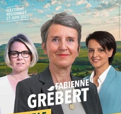 Régionales : avec ses partenaires, Fabienne Grébert veut transformer l'essai du 1er tour