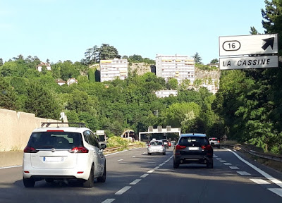 Grand Chambéry : et si on roulait tous à 70km/h entre le péage Chambéry-Nord et celui de Chignin ?
