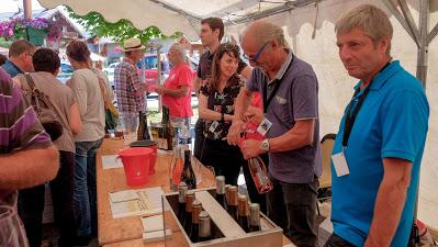 Albiez-Montrond : un 5e salon des vignerons bio et nature pour sortir de l'ordinaire