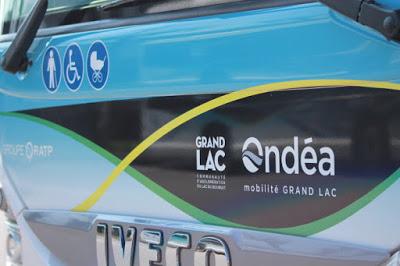 Grand Lac : le réseau de bus Ondéa entame sa révolution pour 2022