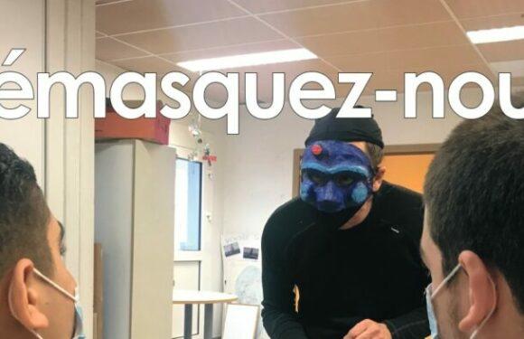 Démasquez-nous – Accompagnement/Dossier théâtre – Fl'ASH Actu n°6 / Juin 2021