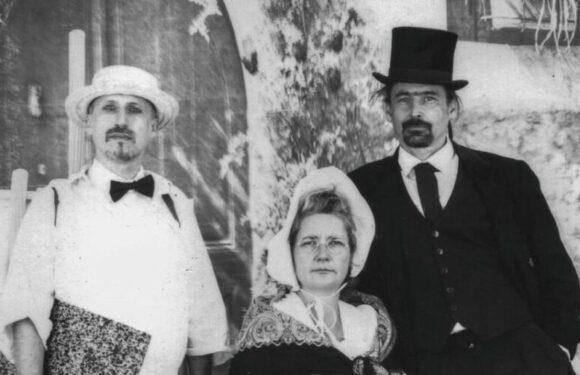 Voyage en 1900 pour la fête du pain de Saint-Jean-de-Maurienne