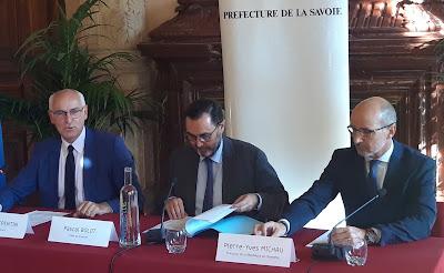 Sécurité à Chambéry : la réponse de la ville et de l'Etat à l'explosion des faits de délinquance